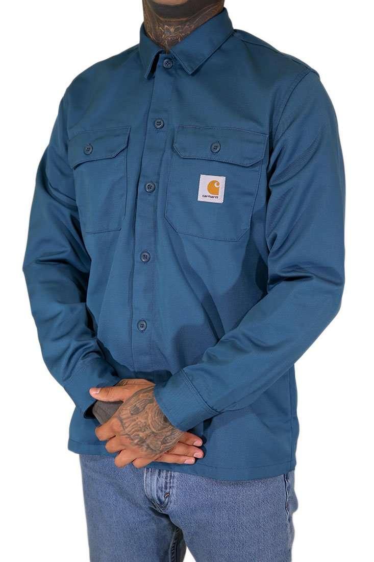 Carhartt WIP Hemd Langarm Master Shirt