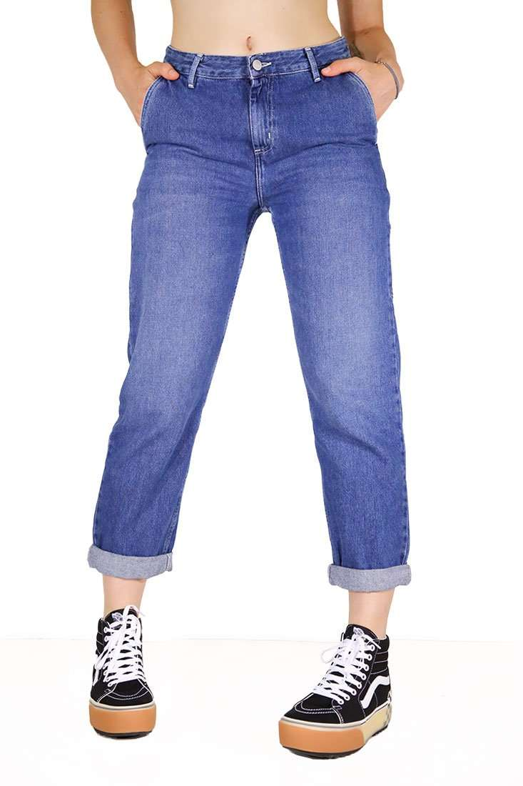 Carhartt WIP Damen Slim Jeans W'Pierce Maverick Work