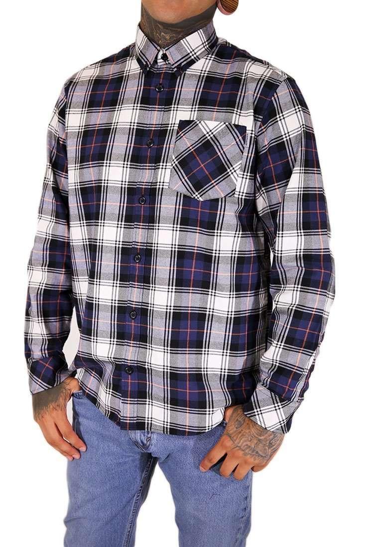 Carhartt WIP Hemd Langarm Bostwick Shirt