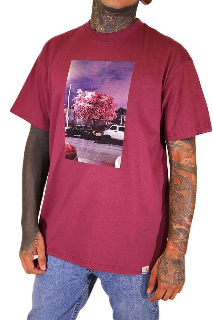 Carhartt WIP T Shirt Matt Martin Blossom