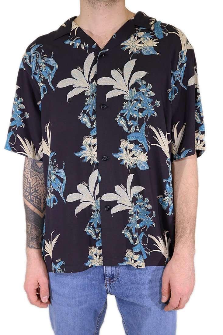 Carhartt WIP Hemd Kurzarm Hawaiian Floral Shirt