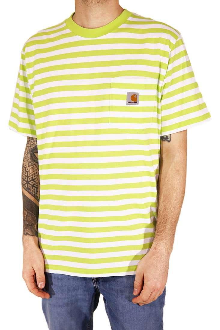 Carhartt WIP T Shirt Scotty Pocket T-Shirt