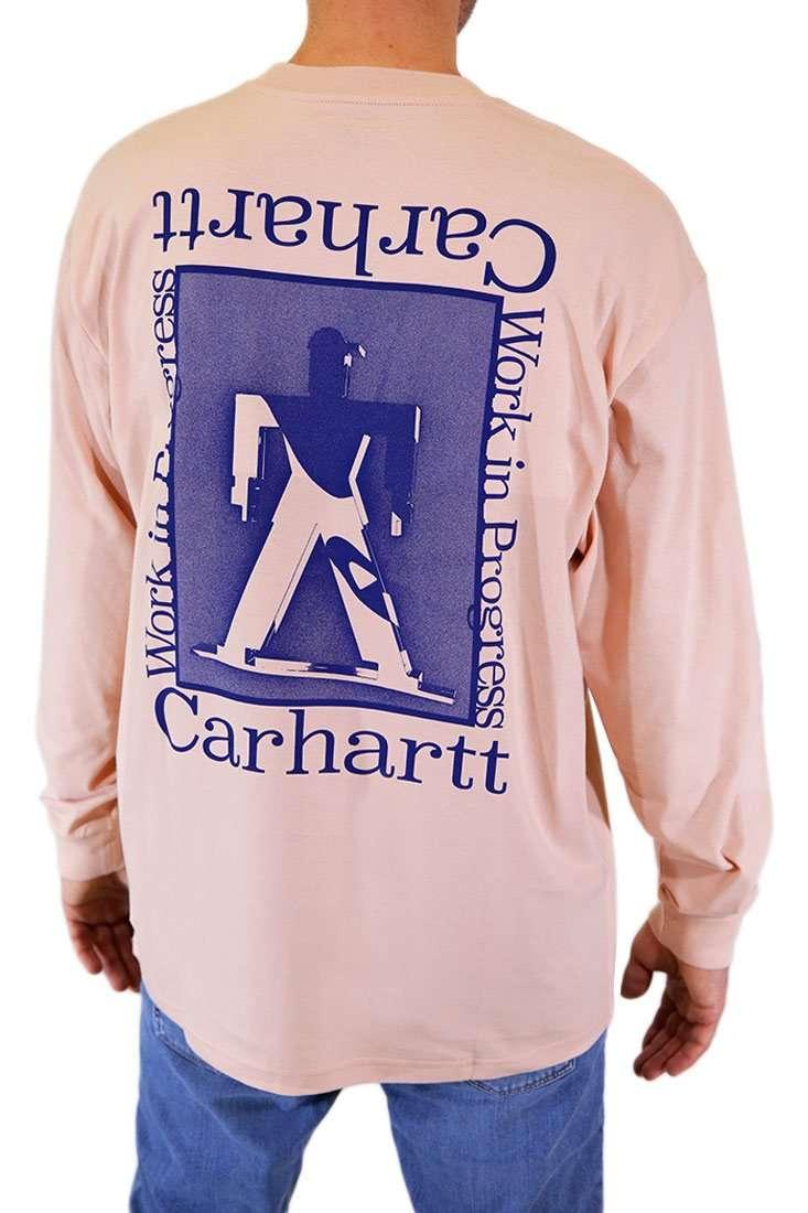 Carhartt WIP Langarm T Shirt Foundation T-Shirt