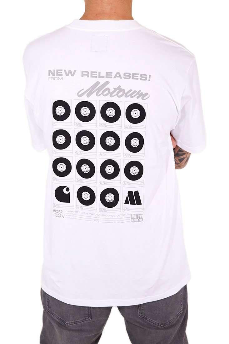 Carhartt WIP T Shirt Motown Orderform