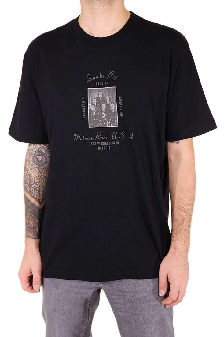 Carhartt WIP T Shirt Motown Snake Pit