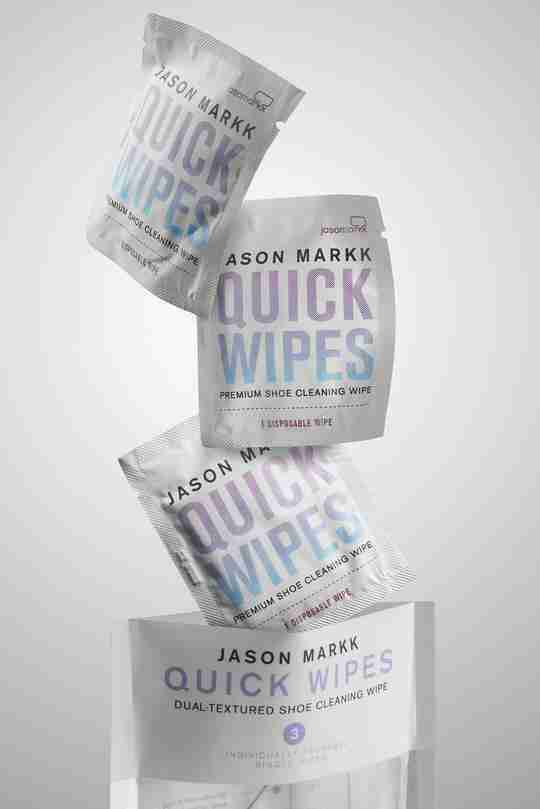 Jason Markk Divers Quick Wipes  3 Pack
