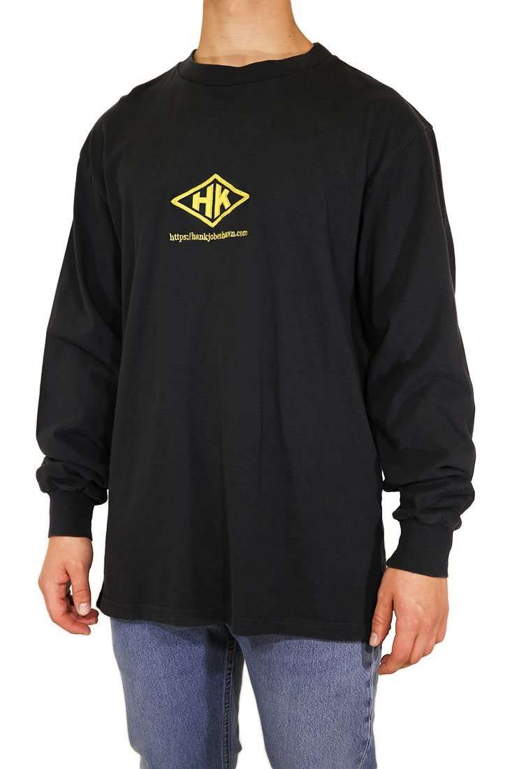 Han Kjobenhavn Langarm T Shirt Boxy Tee Long Sleeve