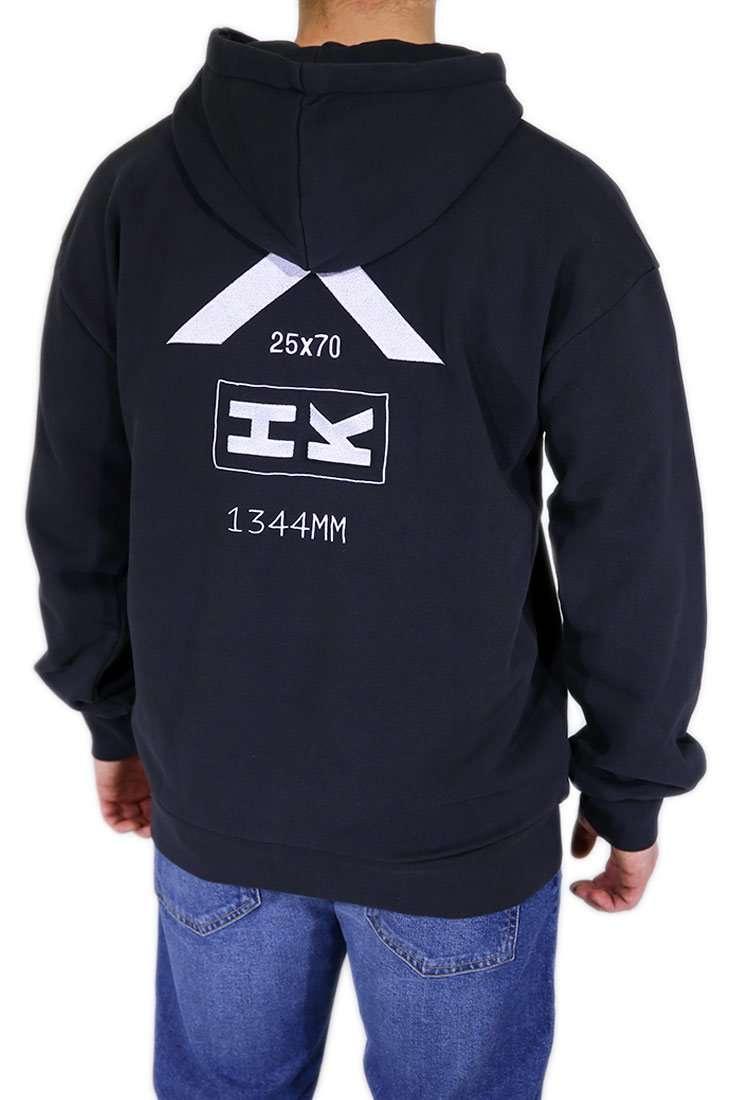 Han Kjobenhavn Hooded Sweater Artwork Hoodie