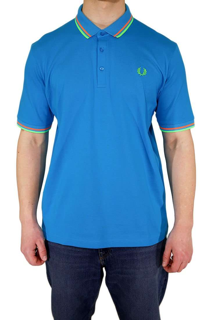 Fred Perry Made in Japan Polo Kurzarm M102  Made in Japan