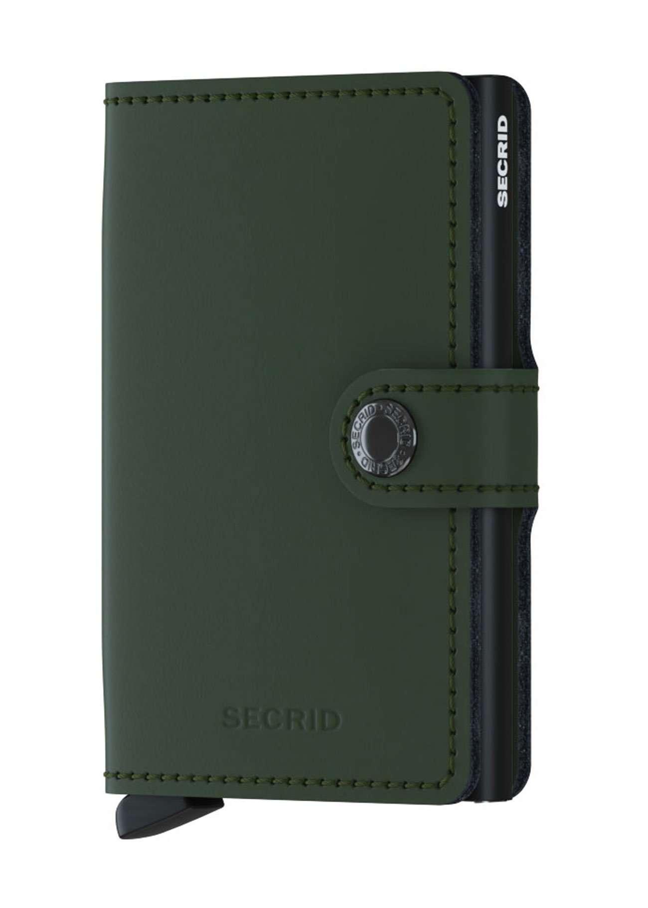 Secrid Wallet Mini Wallet Matte
