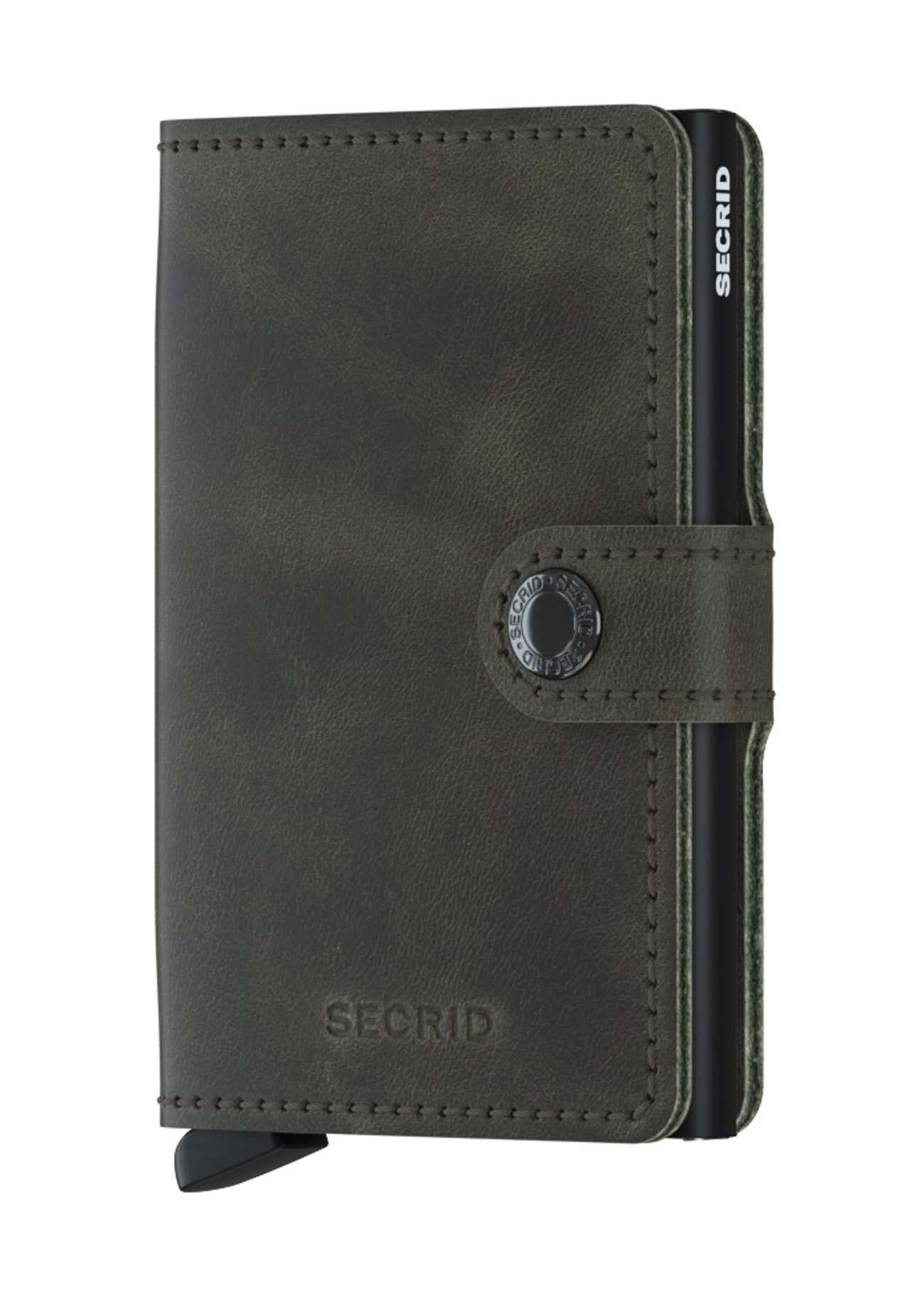 Secrid Wallet Mini Wallet Vintage