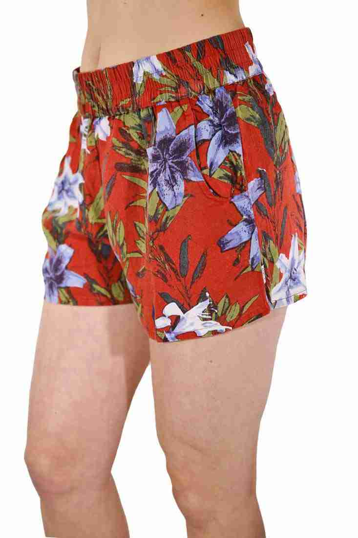 RVCA Damen Shorts Real EZ
