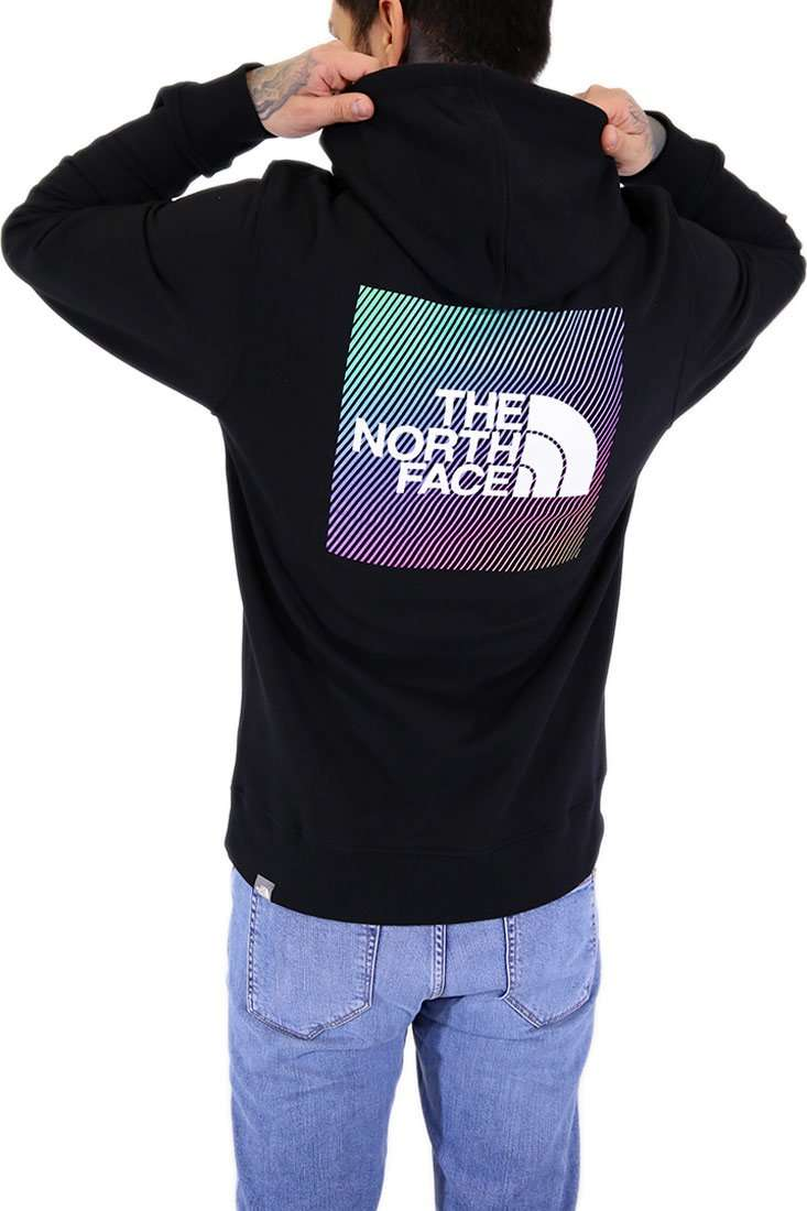 The North Face Hooded Sweater Graphic (based)