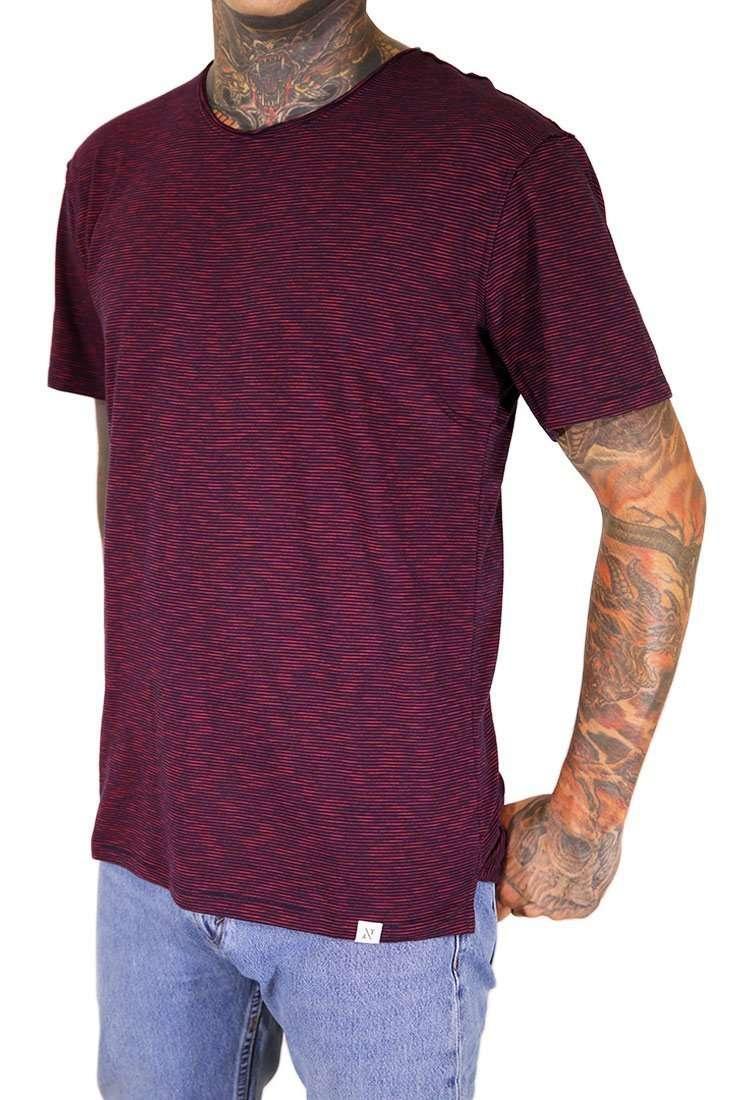 Nowadays T Shirt Fine Striped