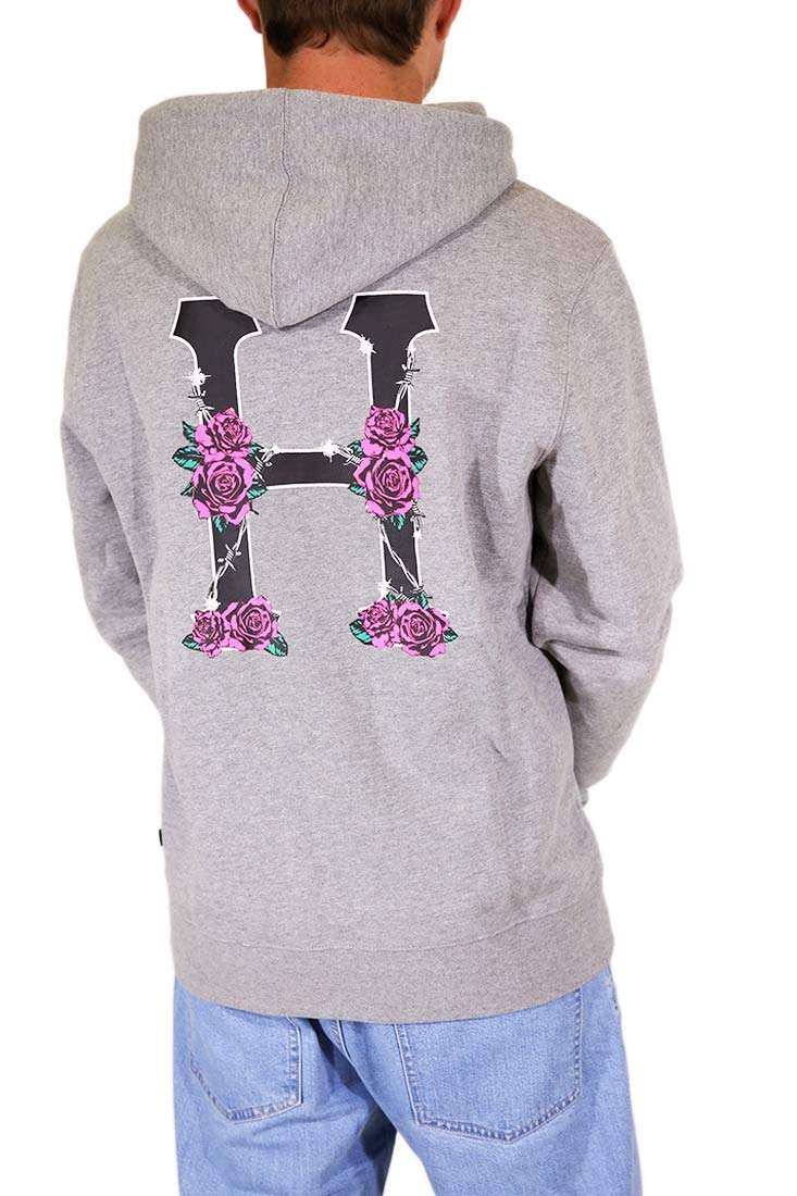Huf Hooded Sweater Dystopia Classic H