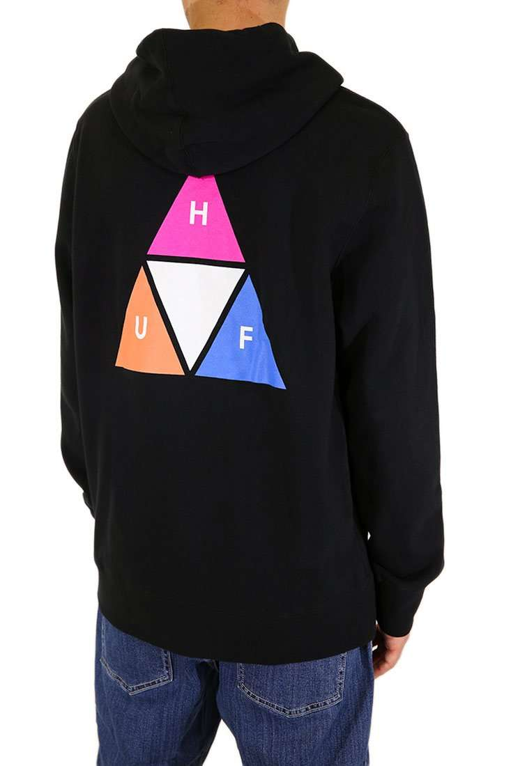 Huf Hooded Sweater Prism Hoodie