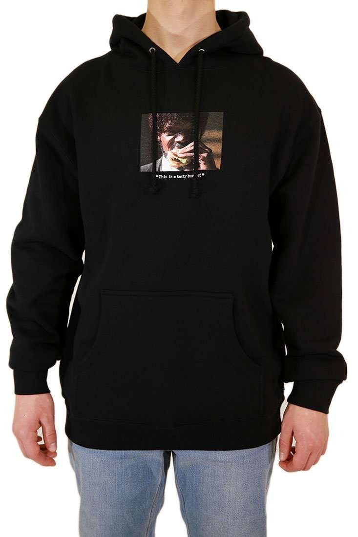 Huf Hooded Sweater Pulp Fiction Burger