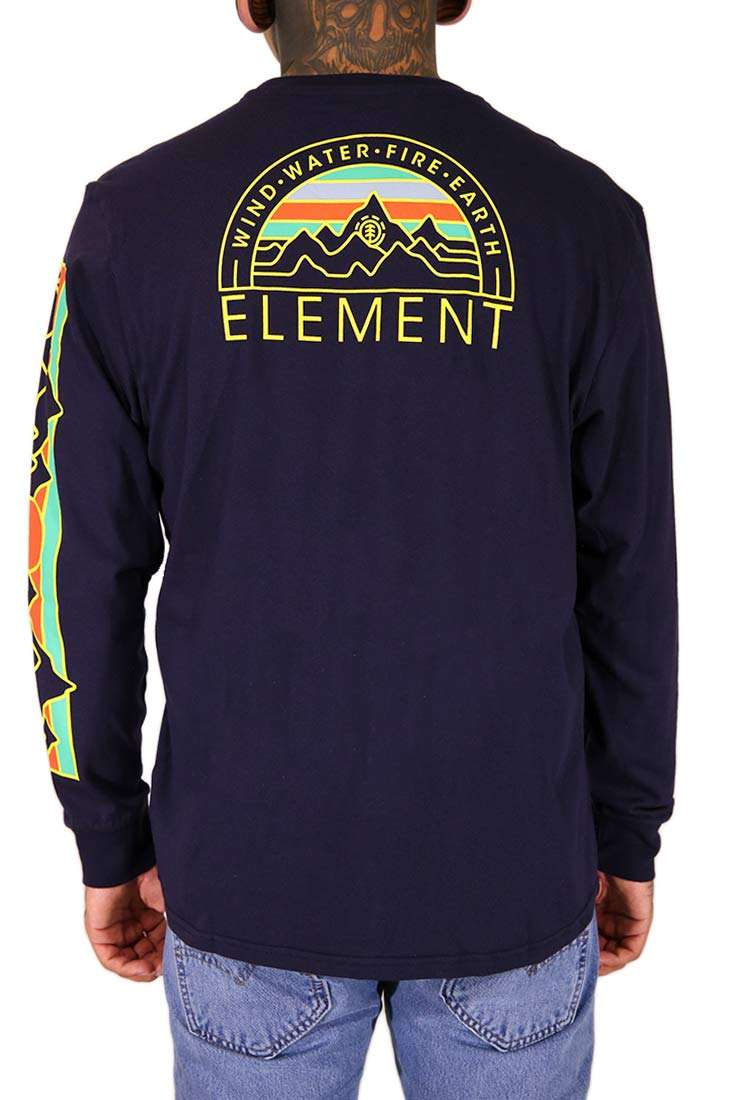 Element Langarm T Shirt Odyssey LS