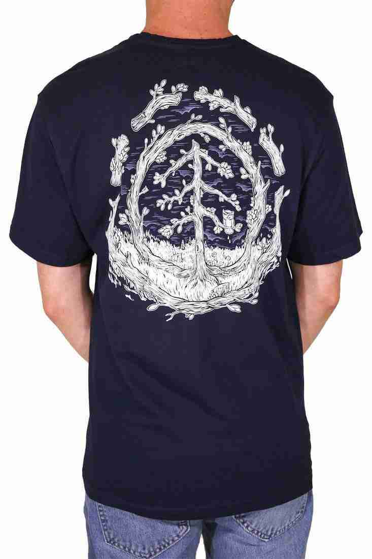 Element T Shirt Too Late Logo Timber!