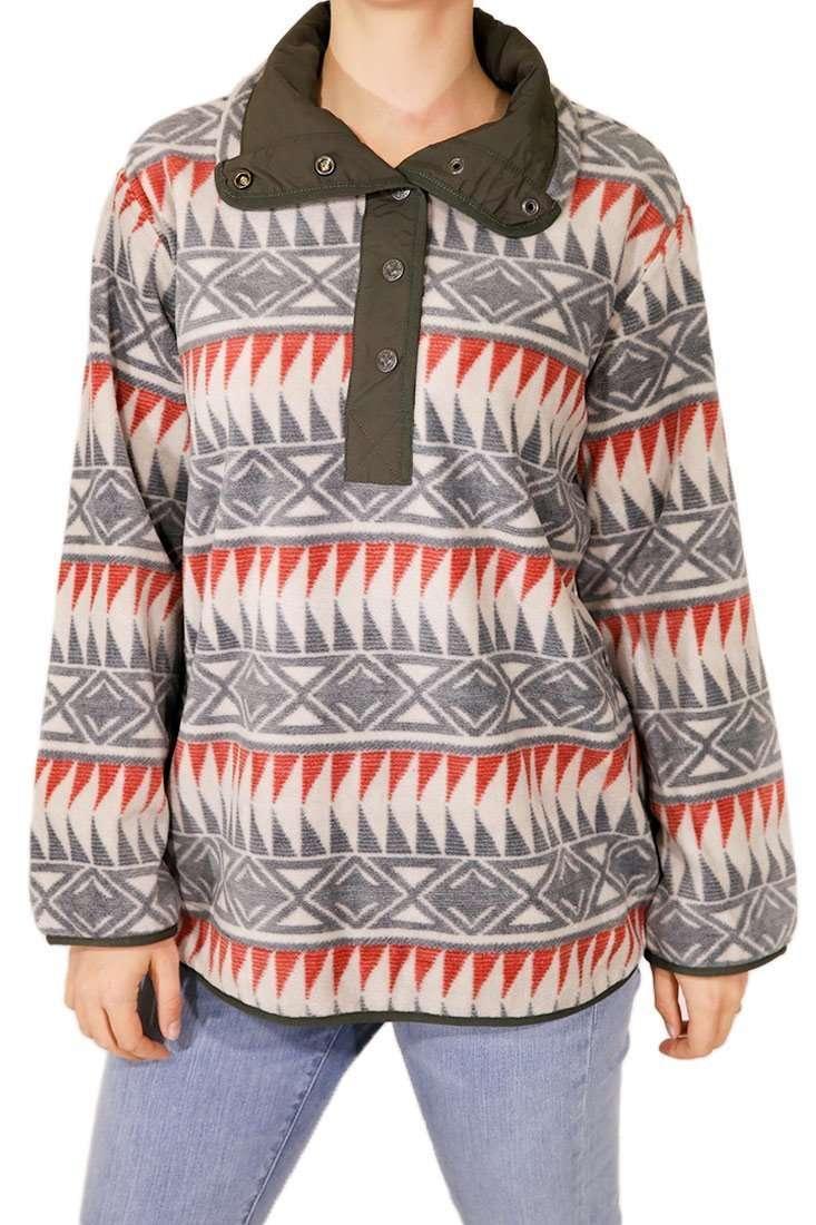 Element Damen Pullover And Chill Polar-Fleece