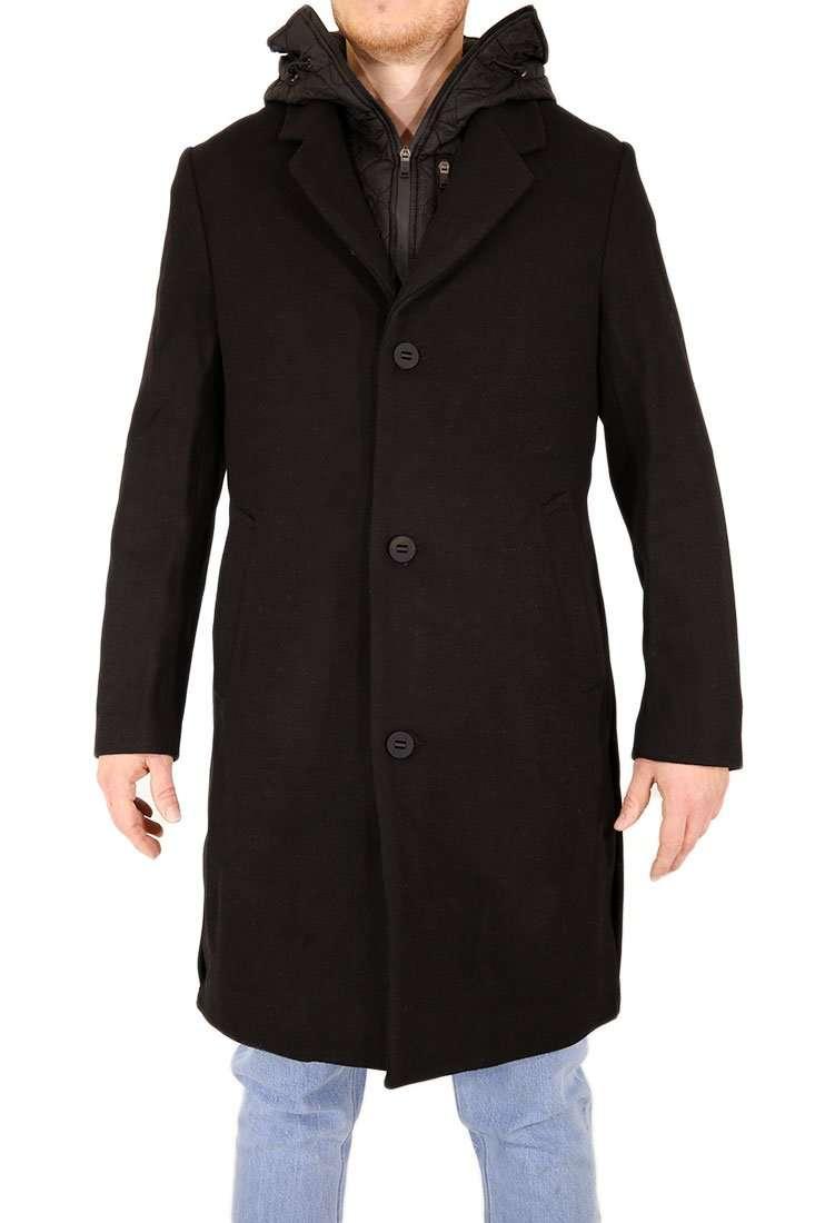 Krakatau Winterjacke Wool Coat