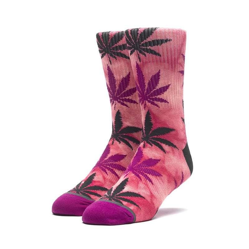 Huf Socken Tie-Dye Plantlife