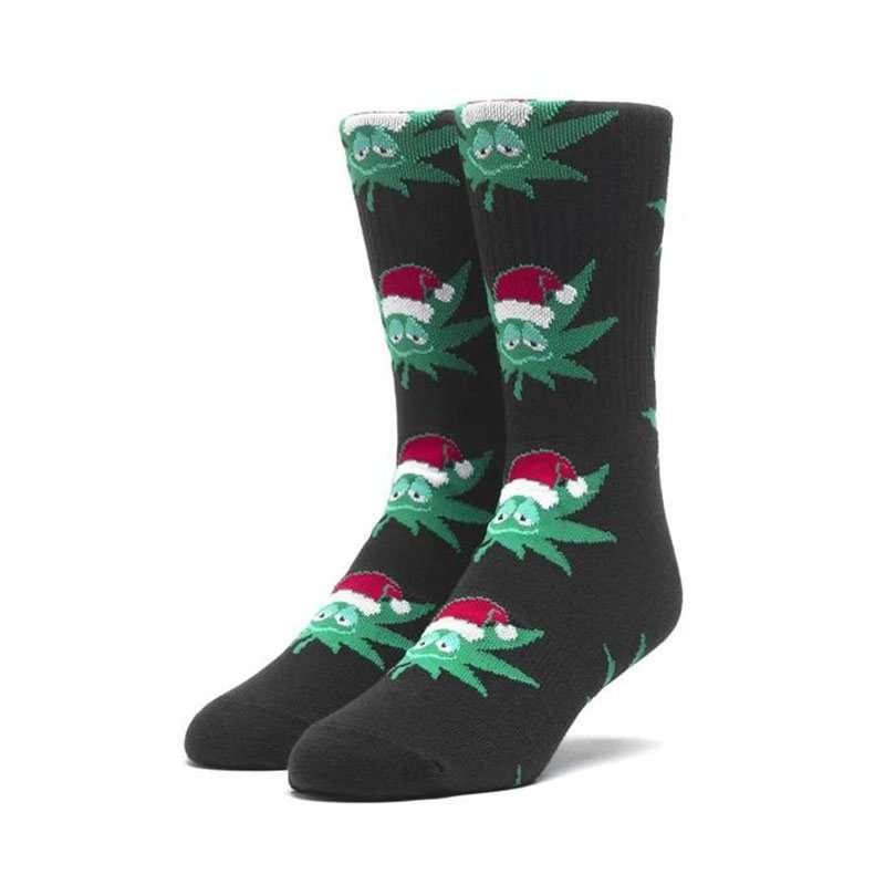 Huf Socken Green Buddy Santa