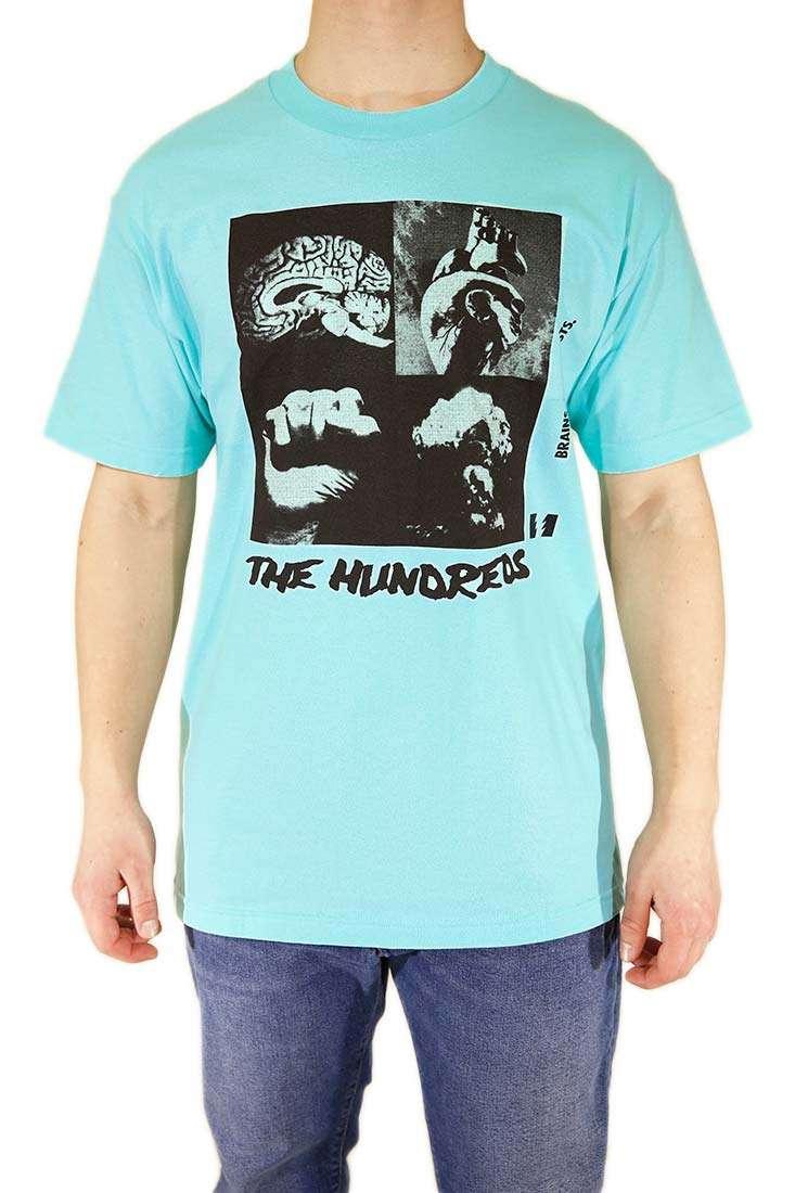 The Hundreds T Shirt Heart
