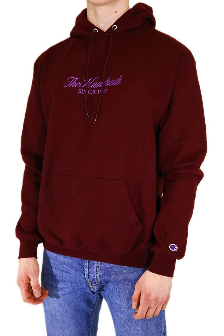 The Hundreds Hooded Sweater Rich