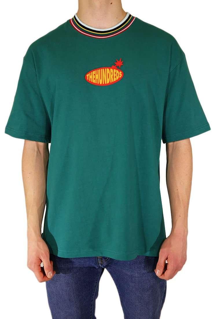 The Hundreds T Shirt Warp