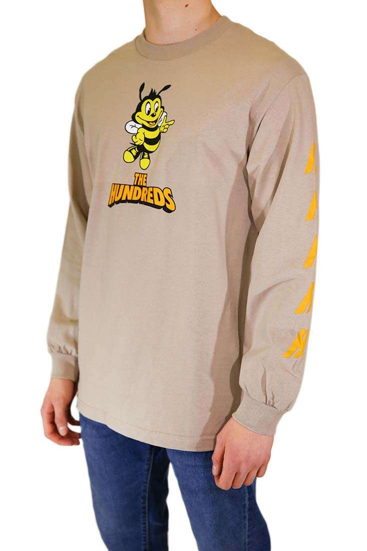 The Hundreds Langarm T Shirt Point LS