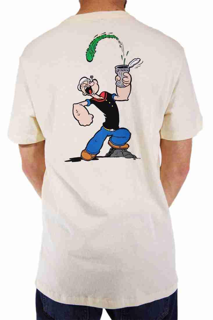 Huf T Shirt Popeye Pocket
