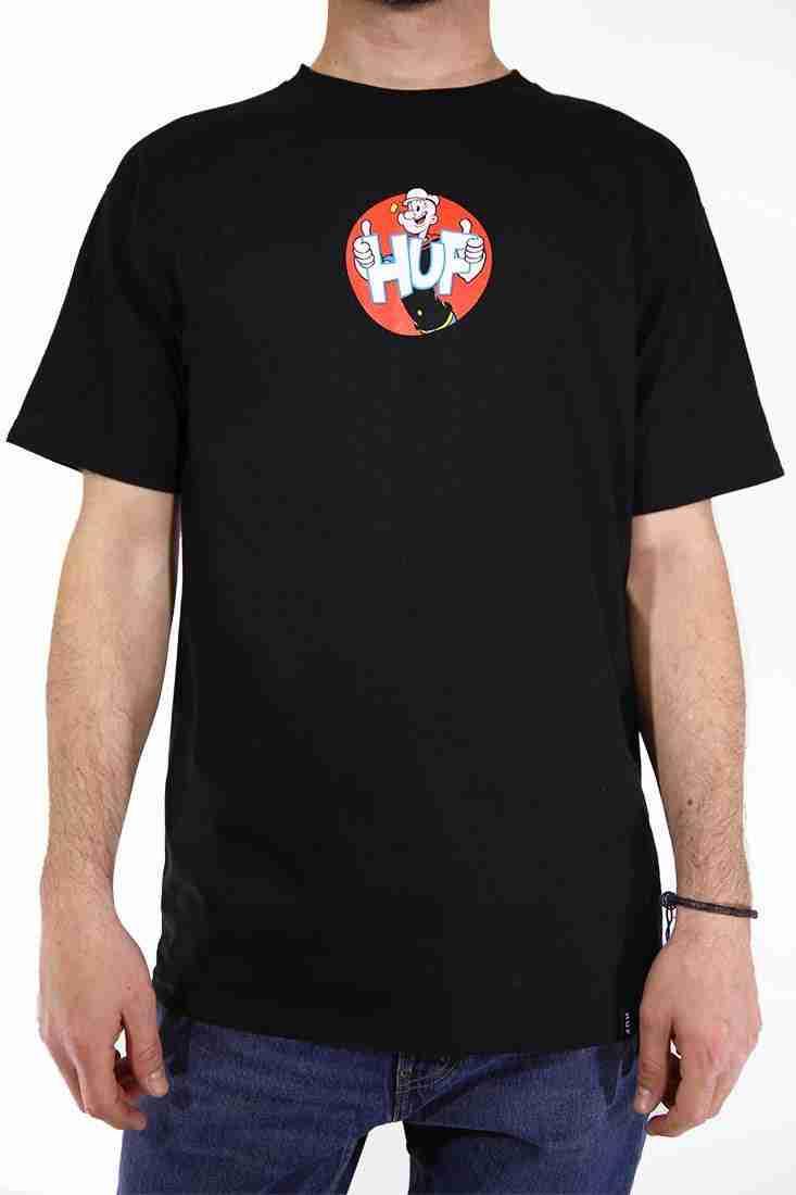 Huf T Shirt Popeye Huf Show