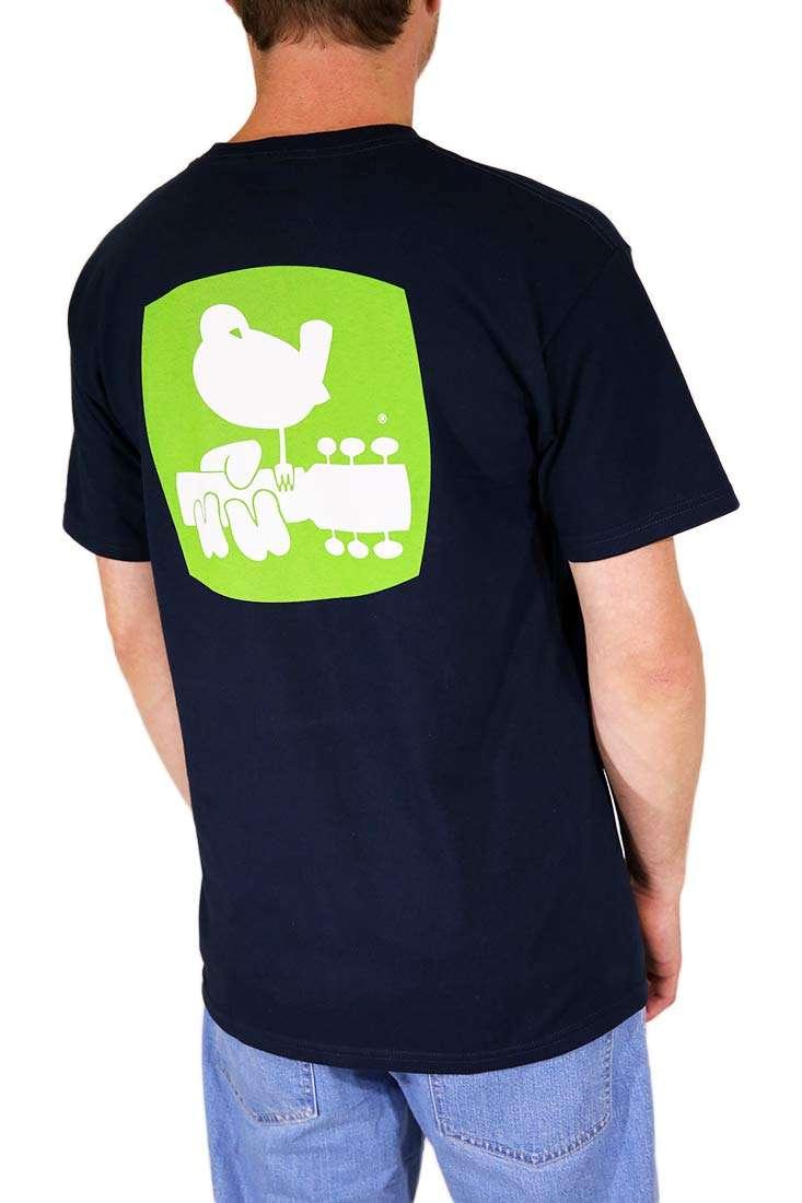 Huf T Shirt Woodstock Staff