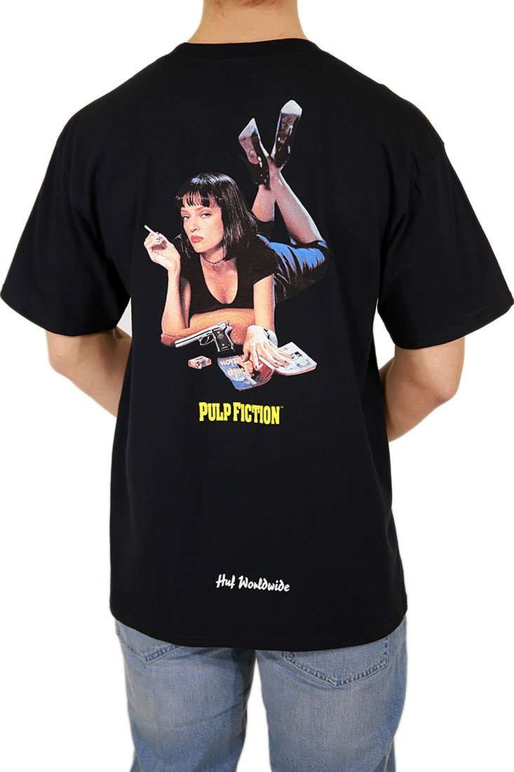 Huf T Shirt Pulp Fiction Mia