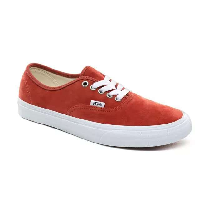 Vans Damen Classic Sneaker Authentic Pig Suede