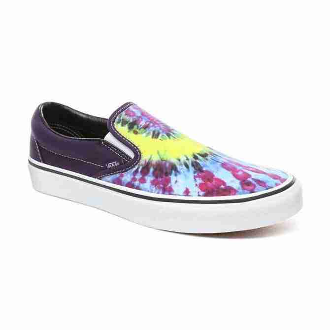 Vans Classic Sneaker Slip-On Tie Dye