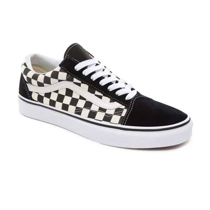 Vans Classic Sneaker Old Skool Primary Check