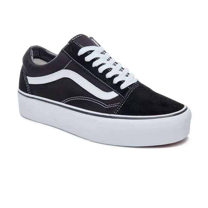 Vans Damen Classic Sneaker Old Skool Platform