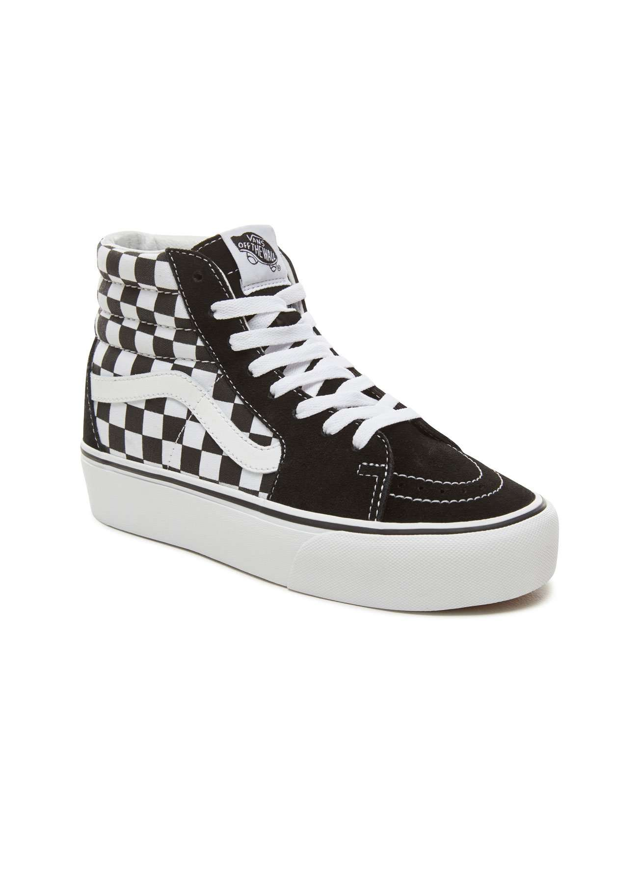 Vans Damen Classic Sneaker Sk8-Hi Platform 2.0