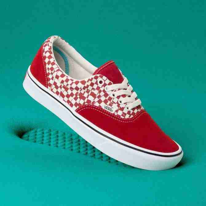 Vans Classic Sneaker ComfyCush Era Tear Check