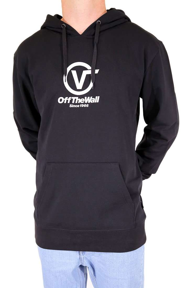 Vans Hooded Sweater Distorted Performance