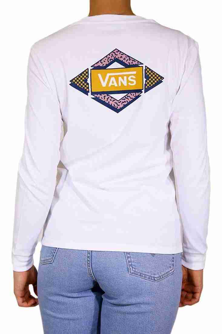 Vans Fashiontop Skewed LS