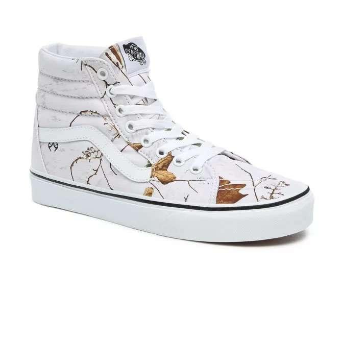 Vans Classic Sneaker SK8-Hi (REALTREE XTRA) SNOW CAMO