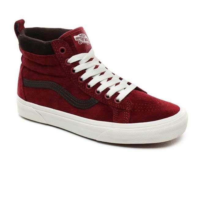 Vans Damen Street Schuhe Sk8-Hi MTE Winter