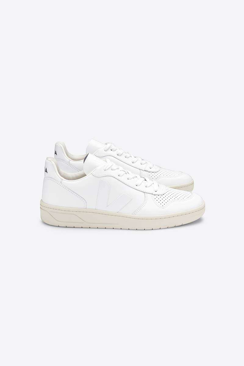 Veja Damen Sneaker V-10 Leather