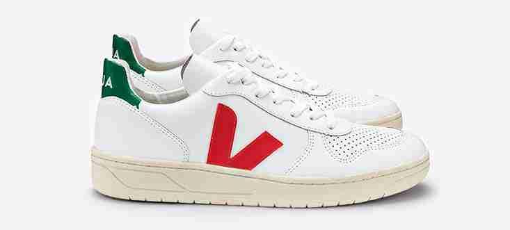 Veja Sneaker V-10 Leather